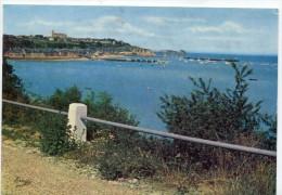 *** Cpm - CANCALE Capitale De L'huitre - Route De Corniche Vue Générale (2 Scans) - Cancale