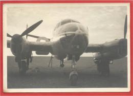 """Algérie Française - Avion Militaire """" D'ASSAUT """" - BENI OUNIF - Base 2 - 1956 - Aviation"""