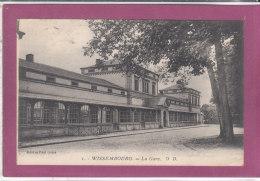 67.- WISSEMBOURG .- La Gare - Wissembourg