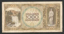 [NC] YUGOSLAVIA / JUGOSLAVIA - 1000 DINARA (1946) - Jugoslavia