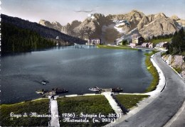 Lago Di Misurina, Sorapis, Marmarole - Italia
