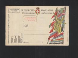 Cartolina R. Esercito Italiano - 1900-44 Victor Emmanuel III.