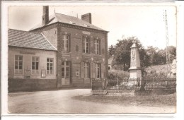 FRESNOY AU VAL - La Mairie ; L'école - N°3000 - France
