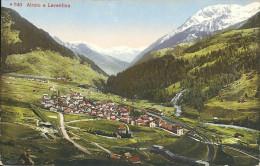 PostkaartZwitserlan  B968  Airolo E Leventina - Ohne Zuordnung