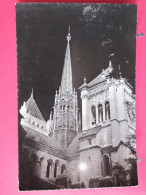 Suisse - Genève - Les Tours De La Cathédrale De Saint Pierre Illuminées - Excellent état - Scans Recto-verso - GE Ginevra
