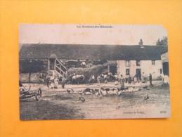 Cpa  Intérieur De Ferme - La Normandie Illustrée - Manche - Calvados - Eure - Seine Maritime - Orne - - Teams