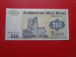 250 Manat 1992 UNC - Azerbaigian