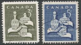 Canada. 1965 Christmas. Used Complete Set - 1952-.... Reign Of Elizabeth II