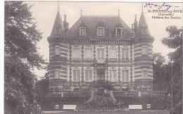 """23260 """"Saint Pierre Sur Dives, Chateau Des Roches""""  St - Ed Landais Buraliste - - Non Classés"""