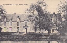 23263 Saint Pierre Sur Dives Chateau De Grisy - Ed5 Landais Buraliste - - Non Classés