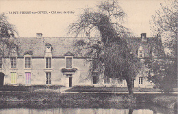 23263 Saint Pierre Sur Dives Chateau De Grisy - Ed5 Landais Buraliste -