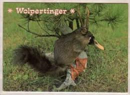 Wolpertinger , Vorsicht Können Bissig Sein - Märchen, Sagen & Legenden