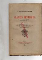 76 - ROUEN - LA CERAMIQUE POLYCHROME A GLACURE S METALLIQUES DANS L' ANTIQUITE- GASTON LE BRETON -1881 - Documents Historiques