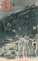 ITALIE - Ligne Du SIMPLON - ISELLE - La Station (1906) - Andere Steden