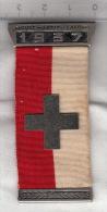 Broche Du 1 August - 1 Août - 1 Agosta 1937 - Obj. 'Souvenir De'