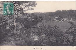 23274 POIGNY--Paysage -ed M.D. - France