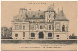 Châteaux Du Cher  Mennetou-Salon  Chocolaterie D'Aiguebelle - Francia