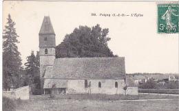 23276 POIGNY .77. église .  S&O -209 Ed ? - France
