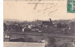 23277 PONT EVEQUE Vue Generale - Ed Barbier PlE Cl Ozange - Chemin De Fer