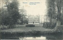 Roucourt - Château D'Arondeau - Vue Du Parc - 1909 ( Voir Verso ) - Péruwelz