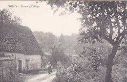 23278 POIGNY - Un Coin Du Village - Ed Trois??, - France