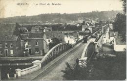 Herstal - Le Pont De Wandre - 1920 ( Voir Verso ) - Herstal