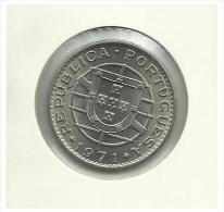 MOÇAMBIQUE - 20 Escudos - 1971 -  Nice - Mozambique