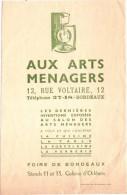 Aux Arts Ménagers Rue Voltaire à La Foire De Bordeaux - Produits Ménagers