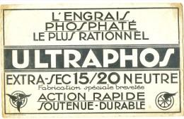 Buvard  ULTRAPHOS - Agriculture