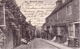 RYE  Mermaid Hotel  1906 - Rye
