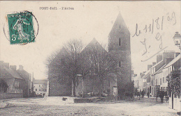 23289 Port Bail - Portbail -  L' Arrivee -sans Ed -