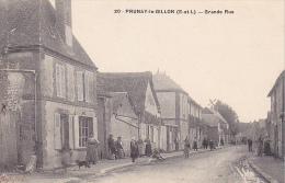 23300 PRUNAY LE GILLON Grande Rue - 20 Sans Ed - - Non Classés