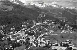 Suisse -ref C381- Chateau D Oex - Vue Generale  - Carte Bon Etat - - Suisse