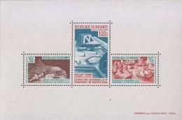 Exposition De Montréal Canada, MS MNH Dahomey - Benin – Dahomey (1960-...)