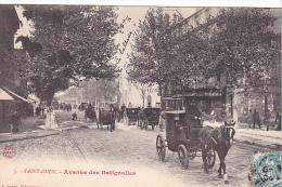 23305 SAINT OUEN Avenue Des Batignolles  - Ed 5 Sudan - Caleche Attelage Cheval - Saint Ouen