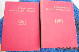 I FRANCOBOLLI DELLO STATO ITALIANO 1959 2 VOLUMI - Collections