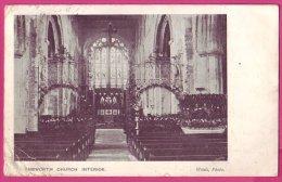 PC9394 Interior Of The Church, Tamworth, Staffordshire. - Altri