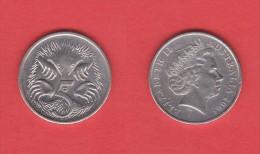 AUSTRALIA  5 CENTIMOS  2.003  CU-NI   KM#401  MBC/VF   DL-10.764 - Moneda Decimale (1966-...)
