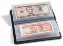 Album De Poche Pour Billets De Banque - Supplies And Equipment