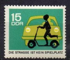 DDR ** (MNH) Trottinette - Cycling