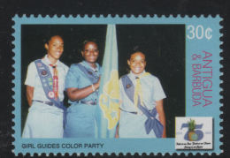 22627 Antigua E Barbuda Scout Nuovo - Antigua E Barbuda (1981-...)