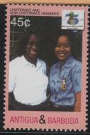 22628 Antigua E Barbuda Scout Nuovo - Antigua E Barbuda (1981-...)