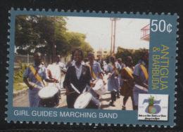 22629 Antigua E Barbuda Scout Nuovo - Antigua E Barbuda (1981-...)