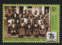 22630 Antigua E Barbuda Scout Nuovo - Antigua E Barbuda (1981-...)