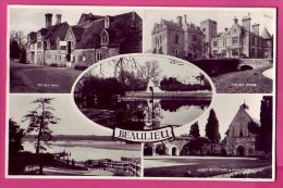 PC9406 RP Multi-View Card For Beaulieu, Hampshire - Other
