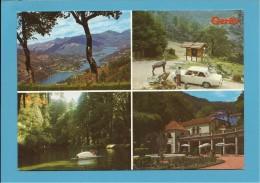 SERRA Do GERÊS - Alguns Aspectos Da Região E Das Suas Termas - PORTUGAL - Ed. Lusocolor N.º 341 - 2 SCANS - Braga