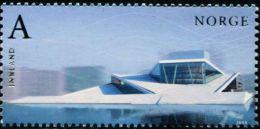 NE3772 Norway 2008 Modern Architecture 1v MNH - Unused Stamps