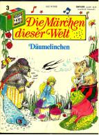 Bilderheft  -  Die Märchen Dieser Welt Nr. 3  -  Däumelinchen - Boeken Voor Kinderen