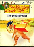 Bilderheft  -  Die Märchen Dieser Welt Nr. 5  -  Der Gestiefelte Kater - Livres Pour Enfants