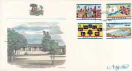 Anguilla 1983 Commonwealth Day FDC - Anguilla (1968-...)
